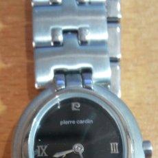 Relojes de pulsera: RELOJ DE SEÑORA PIERRE CARDIN. Lote 120300708