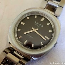 Relojes de pulsera: RELOJ THERMIDOR DE CUERDA, AÑOS 1970, (NOS )NUEVO. Lote 120320315