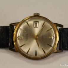Relojes de pulsera: RELOJ MANUAL NIDOR VIBRAFLER 17 JEWELS SWISS MADE. Lote 120381679
