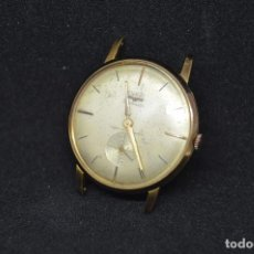 Relojes de pulsera: ANTIGUO - VINTAGE - RELOJ DE PULSERA - DUWARD DIPLOMATIC 302 A - SWISS MADE - SUPER SECURIT SHOCK. Lote 120409827