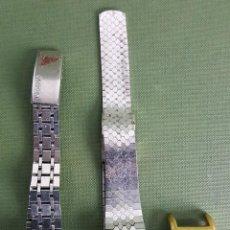 Relojes de pulsera: SET DE 3 RELOJES. CITIZEN, ARDATH Y ACOLL. PRECISAN RESTAURACIÓN. CIRCA 1970. . Lote 120615599