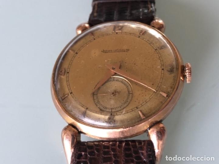 Relojes de pulsera: RELOJ JAEGER LE COULTRE ESTILO DECO CALIBRE 449 CAJA ORO 18 KILATES FINALES AÑOS 30 - Foto 4 - 120714699