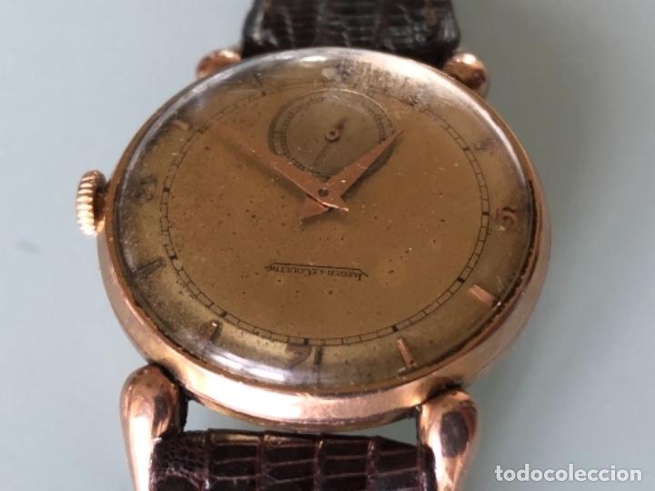 Relojes de pulsera: RELOJ JAEGER LE COULTRE ESTILO DECO CALIBRE 449 CAJA ORO 18 KILATES FINALES AÑOS 30 - Foto 6 - 120714699