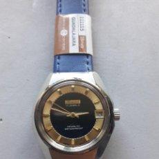 Relojes de pulsera: RELOJ MARCA BASSEL. CLÁSICO DE CABALLERO. FUNCIONANDO.. Lote 121056379