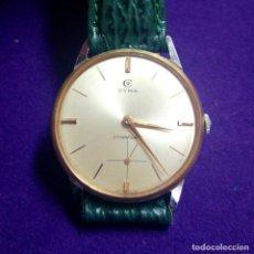 Relojes de pulsera: ANTIGUO RELOJ DE PULSERA CYMA CYMAFLEX.17 RUBIS.SWISS.CARGA MANUAL-CUERDA.FUNCIONAMIENTO.CABALLERO. Lote 121246635