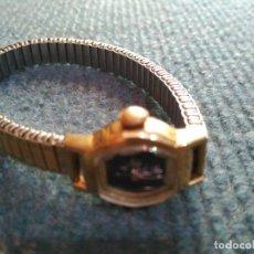 Relojes de pulsera: MAGNIFICO RELOJ PULSERA JUNGHANS 17 JOYAS BAÑO EN ORO. Lote 121371059