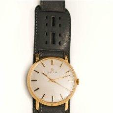 Relojes de pulsera: CLÁSICO RELOJ DE PULSERA EN ORO DE 14 K DE LA MARCA CERTINA DE LOS AÑOS 1970 Y FUNCIONANDO. Lote 121423195