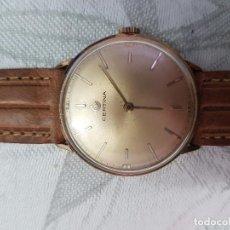 Relojes de pulsera: BONITO CERTINA DE CUERDA. Lote 121491459