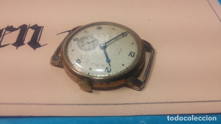 Relojes de pulsera: BOTITO Y MUY ANTIQUE RELOJ TECNA, PARA REPARAR O PIEZAS, CON UNAS LINDAS AGUJITAS AZULADAS - Foto 15 - 121532143