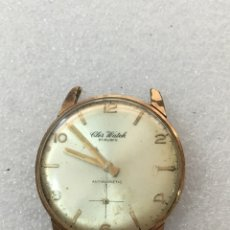 Relojes de pulsera: RELOJ CLER WATCH ANTIMAGNETIC CARGA MANUAL VINTAGE. Lote 121605660