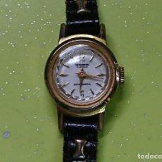 Relojes de pulsera: ANTIGUO RELOJ DE SEÑORA CASWATCH, FUNCIONANDO . Lote 121637979
