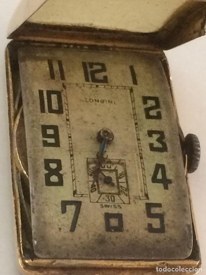 Relojes de pulsera: Antigua maquinaria de reloj (solo máquina) - Foto 4 - 152539412