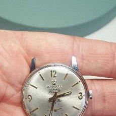 Relojes de pulsera: RELOJ DARWIL BY CAUNY, VINTAGE SUIZO. Lote 122049339