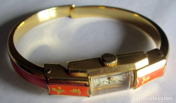 Relojes de pulsera: TITUS / /SOLVIL- GENEVE- AÑOS 60- NECESITA PUESTA A PUNTO - Foto 2 - 122076623