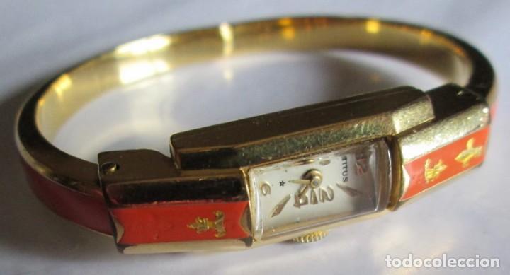 Relojes de pulsera: TITUS / /SOLVIL- GENEVE- AÑOS 60- NECESITA PUESTA A PUNTO - Foto 3 - 122076623