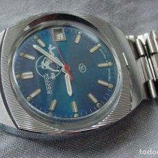 Relojes de pulsera: RELOJ MILITAR MECANICO VOSTOK SUBMARINISTA. Lote 122098407