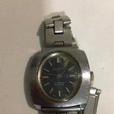 Relojes de pulsera: RELOJ DUWARD CARGA MANUAL EN ACERO COMPLETO . Lote 103871335