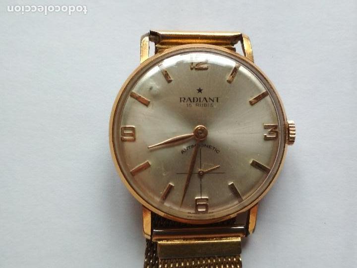 reloj de pulsera radiant 15 rubis 5b320004199a