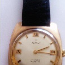 Relojes de pulsera: ELEGANTE RELOJ KALTER. Lote 122558395