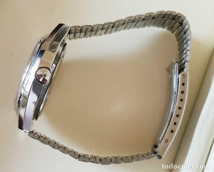 Relojes de pulsera: CETIKON DE CUERDA VINTAGE, C1970 NOS (NEW OLD STOCK) - Foto 7 - 155985236
