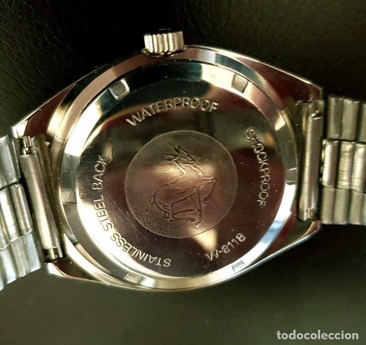 Relojes de pulsera: CETIKON DE CUERDA VINTAGE, C1970 NOS (NEW OLD STOCK) - Foto 8 - 155985236