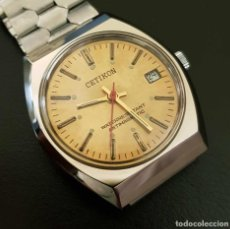 Relojes de pulsera: CETIKON DE CUERDA VINTAGE, C1970 NOS (NEW OLD STOCK). Lote 269790208