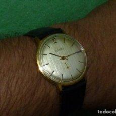 Relojes de pulsera: BONITO RELOJ DUWARD CARGA MANUAL SWISS MADE CALIBRE FHF-81 15 RUBIS AÑOS 60 COLECCIÓN. Lote 122618919
