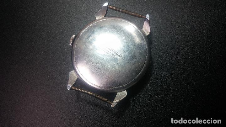 Relojes de pulsera: Botito, grandote y antiqué reloj Medana, para reparar o para piezas... - Foto 31 - 122731991