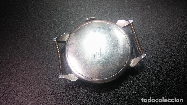 Relojes de pulsera: Botito, grandote y antiqué reloj Medana, para reparar o para piezas... - Foto 32 - 122731991
