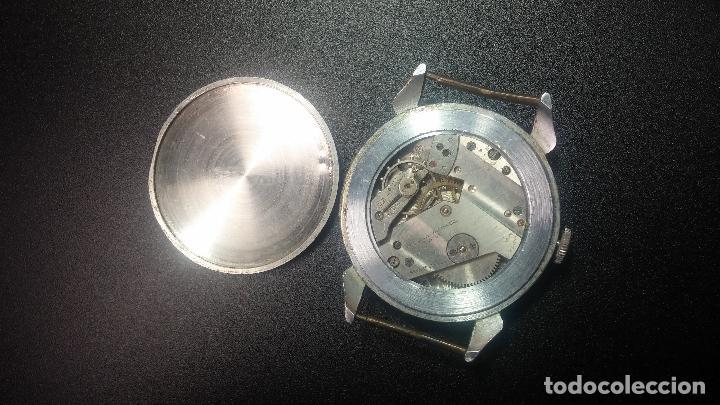 Relojes de pulsera: Botito, grandote y antiqué reloj Medana, para reparar o para piezas... - Foto 44 - 122731991
