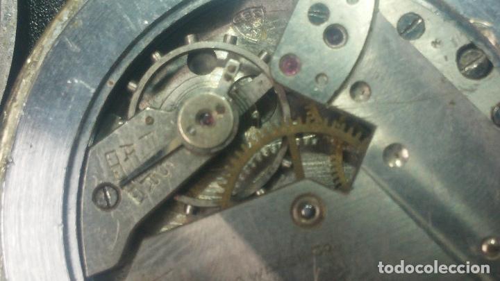 Relojes de pulsera: Botito, grandote y antiqué reloj Medana, para reparar o para piezas... - Foto 47 - 122731991