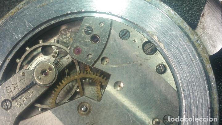 Relojes de pulsera: Botito, grandote y antiqué reloj Medana, para reparar o para piezas... - Foto 48 - 122731991