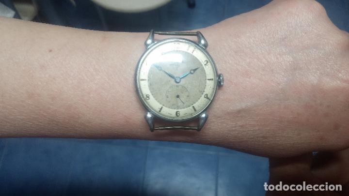 Relojes de pulsera: Botito, grandote y antiqué reloj Medana, para reparar o para piezas... - Foto 53 - 122731991