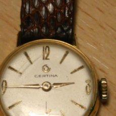 Relojes de pulsera: RELOJ CERTINA SEÑORA. Lote 122822195
