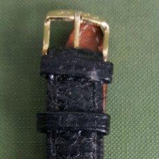 Relojes de pulsera: RELOJ DE PULSERA. CADETE. DUWARD JUNIOR. CAJA CHAPADA EN ORO. CIRCA 1960. . Lote 122867775