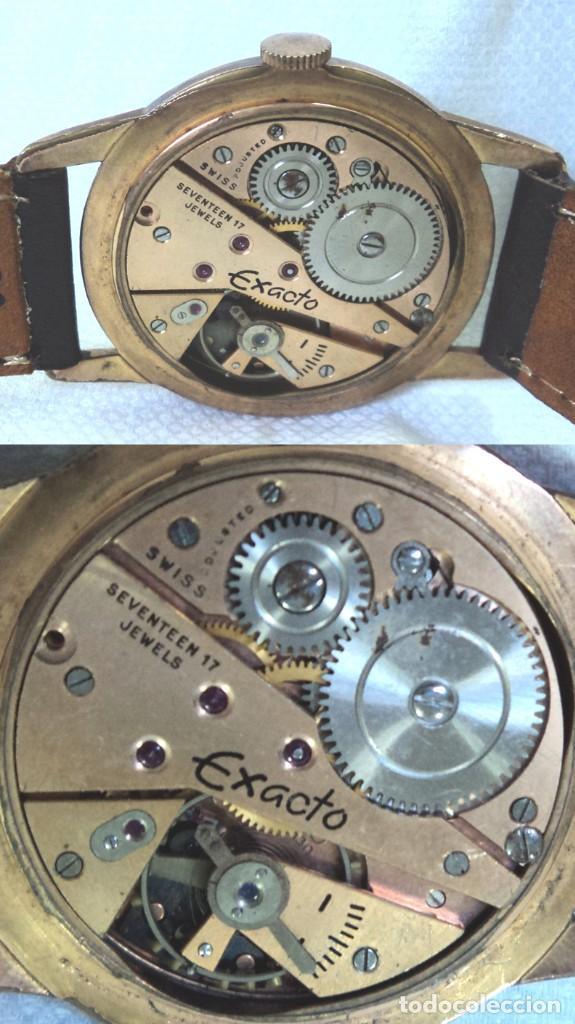 Relojes de pulsera: HERMOSO RELOJ ESFERA ESCUDO CONMEMORATIVO DEL CENTENARIO DE LA REPUBLICA ARGENTINA DIAMETRO 37MM - Foto 9 - 122996115