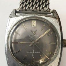 Relojes de pulsera: RELOJ CAMY GENEBE SPACE SHIP DE HOMBRE. Lote 124095959