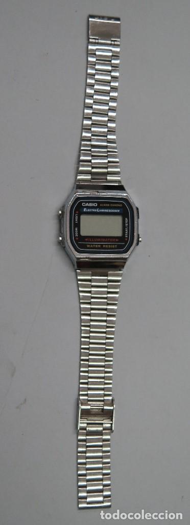 RELOJ CASIO. 1572 A168 (Relojes - Pulsera Carga Manual)