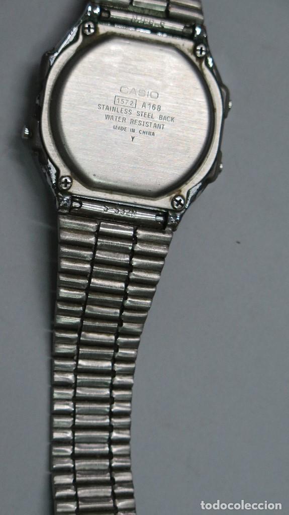 Relojes de pulsera: RELOJ CASIO. 1572 A168 - Foto 3 - 124153335