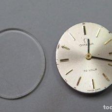 Relojes de pulsera: ESFERA Y MECANISMO OMEGA. DEVILLE. 620. Lote 124164567