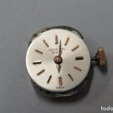 Relojes de pulsera: ESFERA Y MECANISMO UNIVERSAL GENEVE. Lote 124164655