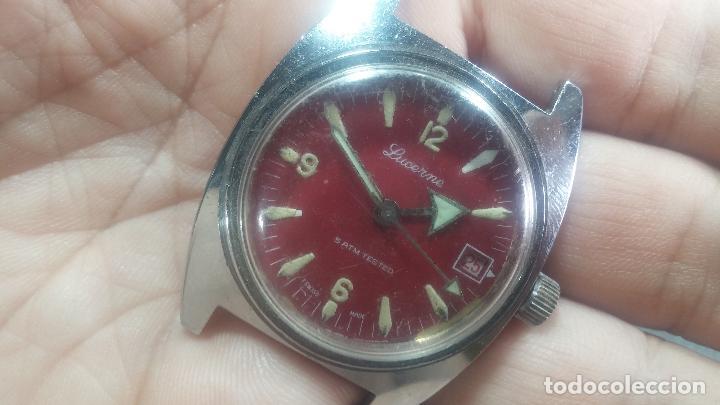 Piezas Submarine O Reloj Reparar Botito LucernePara N8nXZOkw0P