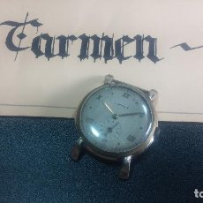 Relojes de pulsera: BOTITO Y ENORME RELOJ LONGINES CON MAQUINARIA DE GALA, PARA REPARAR O PIEZAS, AUNQUE PARECIERA QUE... Lote 151378525
