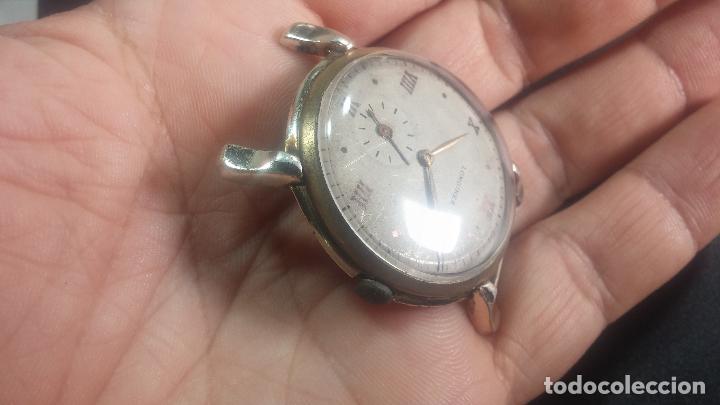 Relojes de pulsera: Botito y enorme reloj Longines con maquinaria de Gala, para reparar o piezas, aunque pareciera que.. - Foto 2 - 151378525
