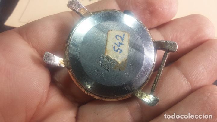 Relojes de pulsera: Botito y enorme reloj Longines con maquinaria de Gala, para reparar o piezas, aunque pareciera que.. - Foto 22 - 151378525