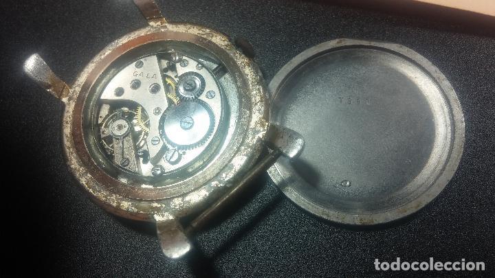 Relojes de pulsera: Botito y enorme reloj Longines con maquinaria de Gala, para reparar o piezas, aunque pareciera que.. - Foto 41 - 151378525