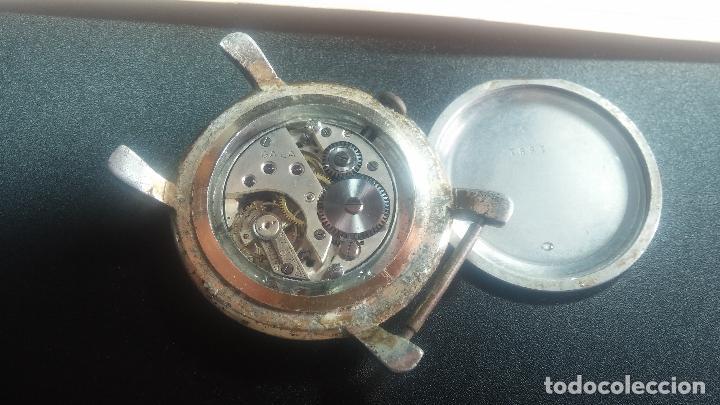 Relojes de pulsera: Botito y enorme reloj Longines con maquinaria de Gala, para reparar o piezas, aunque pareciera que.. - Foto 42 - 151378525