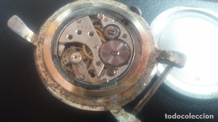Relojes de pulsera: Botito y enorme reloj Longines con maquinaria de Gala, para reparar o piezas, aunque pareciera que.. - Foto 46 - 151378525