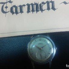 Relojes de pulsera: BOTITO Y GRANDE RELOJ VERNETA PARA REPARAR O PARA PIEZAS.. Lote 124239111