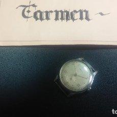 Relojes de pulsera: BOTITO Y GRANDE RELOJ TEGRA PARA REPARAR O PARA PIEZAS.. Lote 124239283